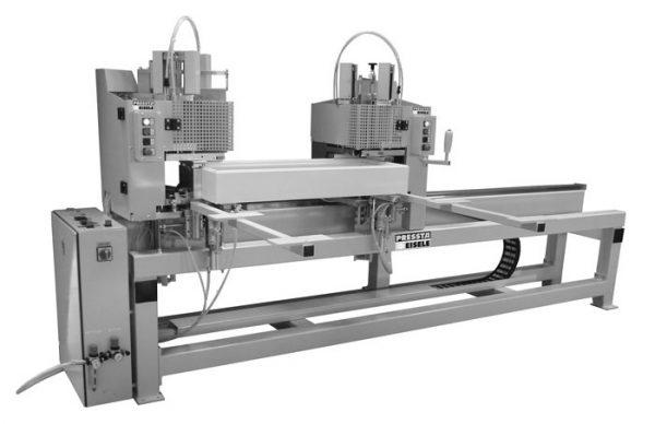 APOLLO 2A/2A PLUS - Dvojhlavá zváračka PVC profilov