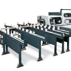 - Horizontálny podávací zásobník s vysokou nosnosťou s 5 alebo 7 ložnými plochami
