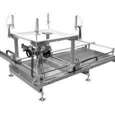 ELAN TY M - Montážny stôl pre spájanie rohov skrutkovaním akolíkovaním