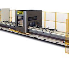 MC 304 ARIEL-3 - CNC obrábacie centrum s 4 numericky riadenými osami