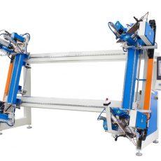 APOLLO 4AV PLUS - Vertikálna štvorhlavá zváračka PVC profilov