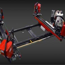 SL4 FF EVO - Horizontálna štvorhlavá zváračka PVC profilov