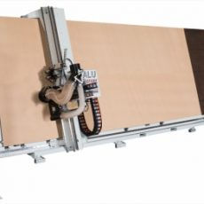 ALU RANGER - Vertikálne CNC obrábacie centrum