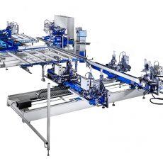 TURBO-D-LINE - Linka zvárania a začistenia